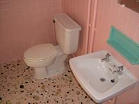 ゲストハウス マリンノート・トイレ・洗面台